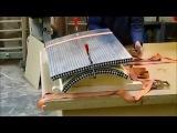 Как сделать изогнутый фасад без вакуумного пресса How to make a curved facade without vacuum press