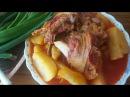 Азербайджанский суп Бозбаш обалденно вкусный, густой, украшение любого празд ...