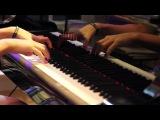 Zedd  - Stay the Night (Grand Piano Cover)