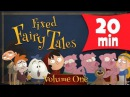 Fixed Fairy Tales Compilation | Three Little Pigs | Humpty Dumpty | and Lots More
