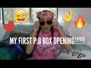 FIRST P.O BOX OPENING || Mackenzie Ziegler