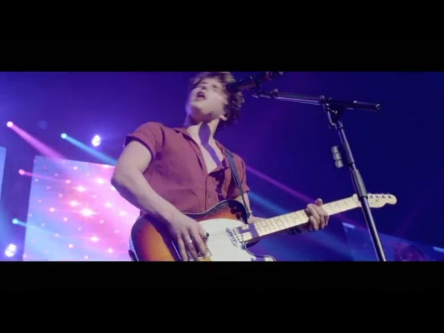 The Vamps - Uptown Funk/Seven Nation Army/Shake It Off/We Can't Stop (Live At O2 Arena)