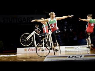 Чемпионат мира по фигурному катанию UCI 2016 - день 1