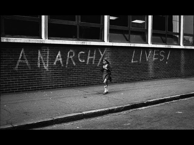 Anarchism in America (1983) - Documentary on the American Anarchy Movement.
