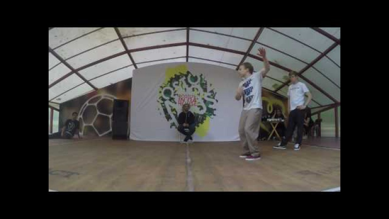 Timon vs Гриша \ NWAY vs Филя | Popping 1\4 | Rostov In Da House vol.4 |