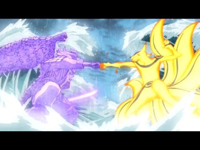 【Uzumaki Naruto【VS】Uchiha Sasuke】|【AMV】|【Same Old War】