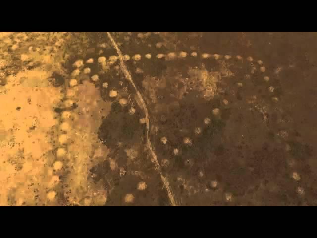 Геоглифы в Торгае - HD