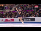 Kaetlyn Osmond. Final grand prix, SP 2 75.54