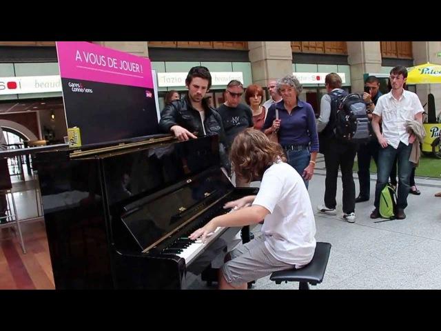 Classics at Gare Saint Lazare by Nikolay Marinov part 1