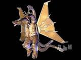 Godzilla: Unleashed, T10: Global Defense Force: Mecha-King Ghidorah