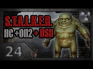 S.T.A.L.K.E.R. Народная солянка ОП-2 DSH mod 24. Предатель Павлик.