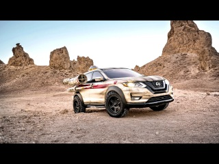 Nissan Rogue X Wing T32 02 2017
