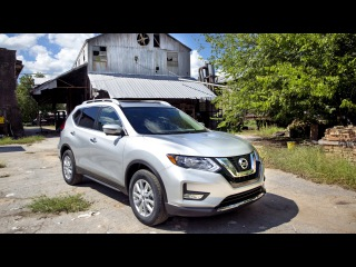 Nissan Rogue T32 2016