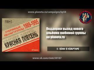 КРАСНАЯ ПЛЕСЕНЬ - ДЕМО-НАРЕЗКА 58 АЛЬБОМА. УТЕРЯННЫЕ ПЕСНИ 1989-1995.