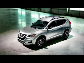 Nissan Rogue Midnight Edition T32 2017