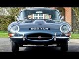 Jaguar E Type 3 8 Litre Fixed Head Coupe UK spec XK E 1962 09 1964