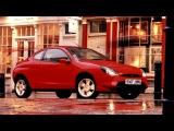Ford Puma UK spec 1997 2001
