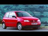 Seat Arosa UK spec 1997 2000