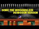 Прохождение Sonic The Hedgehog.exe - Deiwisson version Мыльцоооо!!! D