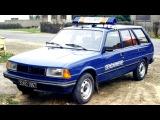 Peugeot 305 Break Gendarmerie FR spec 1982 88