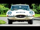 Jaguar E Type Fixed Head Coupe 2+2 UK spec 03 1966 07 1967