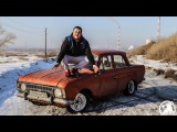 Советский дрифт корч за 20 тысяч рублей