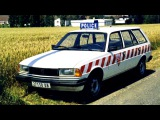 Peugeot 305 Break Police FR spec 1982 88
