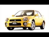 Subaru Impreza WRX Club Spec Evo 5 GDB 2002