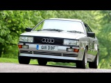 Audi quattro UK spec Typ 85 1983 85