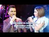Qilichbek Madaliyev va Shahzoda Muhammedova - Man sanga zorman (concert version)