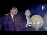 Bobur Alimov - Oq buyra | Бобур Алимов - Ок буйра