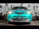 Toyota C HR ZA spec 2017