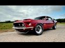 Ford Mustang Boss 429 63B 1969