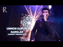 Ummon guruhi - Dardlar | Уммон гурухи - Дардлар (concert version 2016)