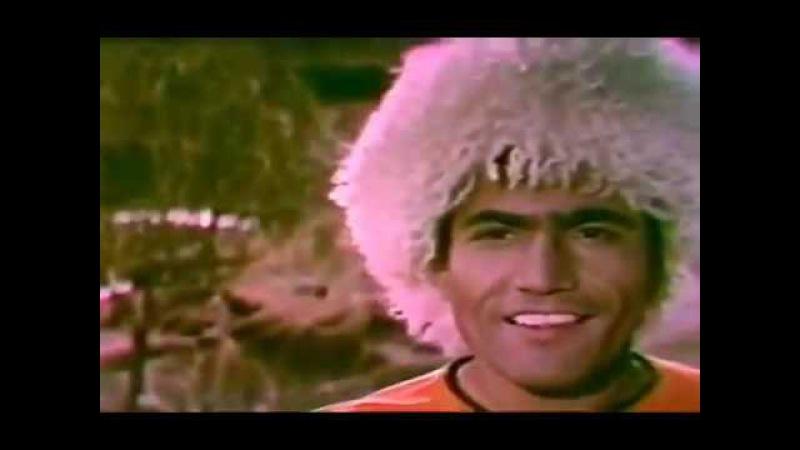 Turkmen film - Gitanskaya tragediya   Rus dilinde
