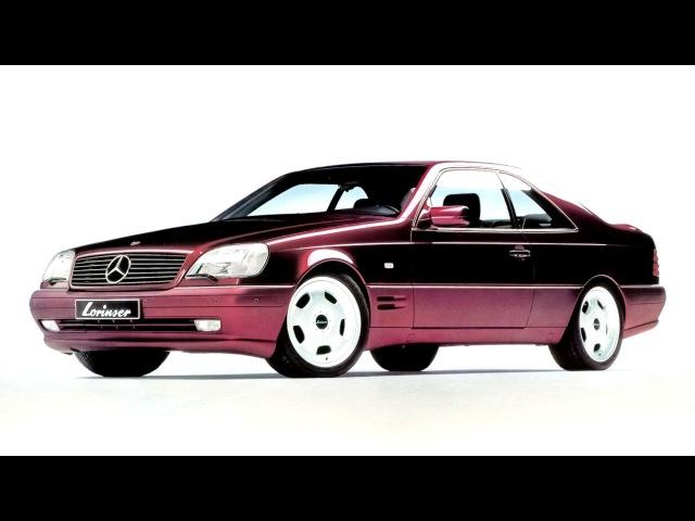 Lorinser Mercedes Benz S Klasse C140 1992 93