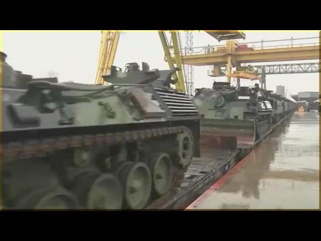 В Литву прибыла немецкая бронетехника - для защиты от России - Die Zeit