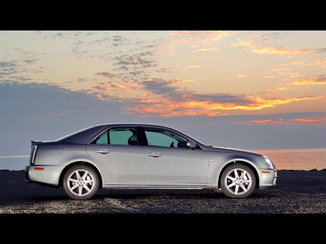 Cadillac STS Worldwide 2004 07