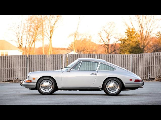 Porsche 911 2 0 Coupe Sportomatic North America 901 1968 69
