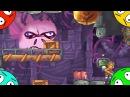 🐾 Планета зомби Лунтиков. #18! Похищение розового пушистика! Фильм 2. Мультик Игра.
