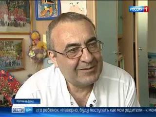 Детский онколог Карапет Асланян больше 30 лет спасает жизни
