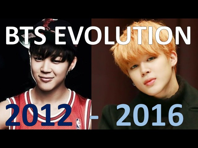 BTS EVOLUTION 2012-2016 (All versions included)