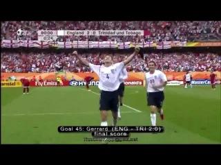 Лучшие голы из ЧМ 2006, удаление Зидана пенальти
