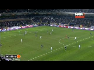 Андерлехт - Зенит 2:0. Обзор матча. Лига Европы 2016/17. 1/16 финала. 1-й матч.