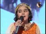 Индийская песня Хатуба .(Поет слепая девочка).