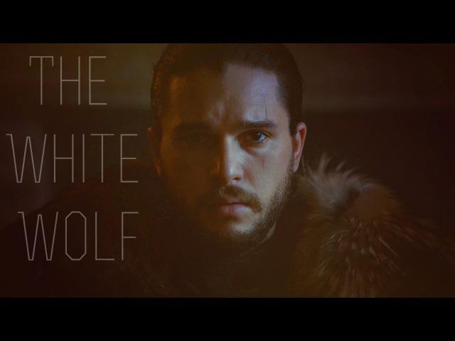 (GoT) Jon Snow    The White Wolf
