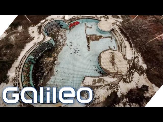 Lost Places Verlassenes Luxushotel in Kroatien Galileo Lunch Break