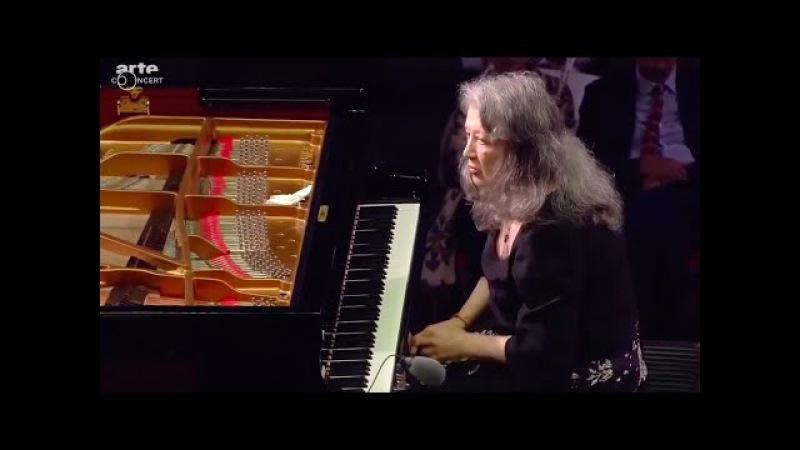Martha Argerich - Ravel: Piano Concerto in G Major (2016)