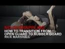 10th Planet Jiu Jitsu: Transitioning From Open Guard To Rubber Guard