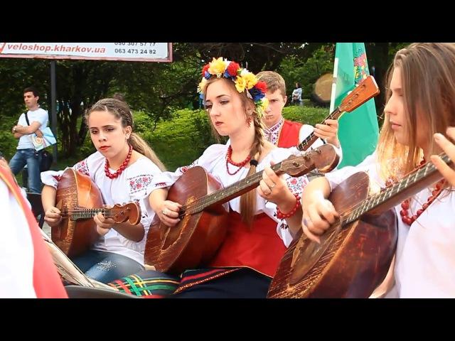 Фестиваль оркестрів Яскрава Симфонія Прикарпаття - 2014, м. Трускавець